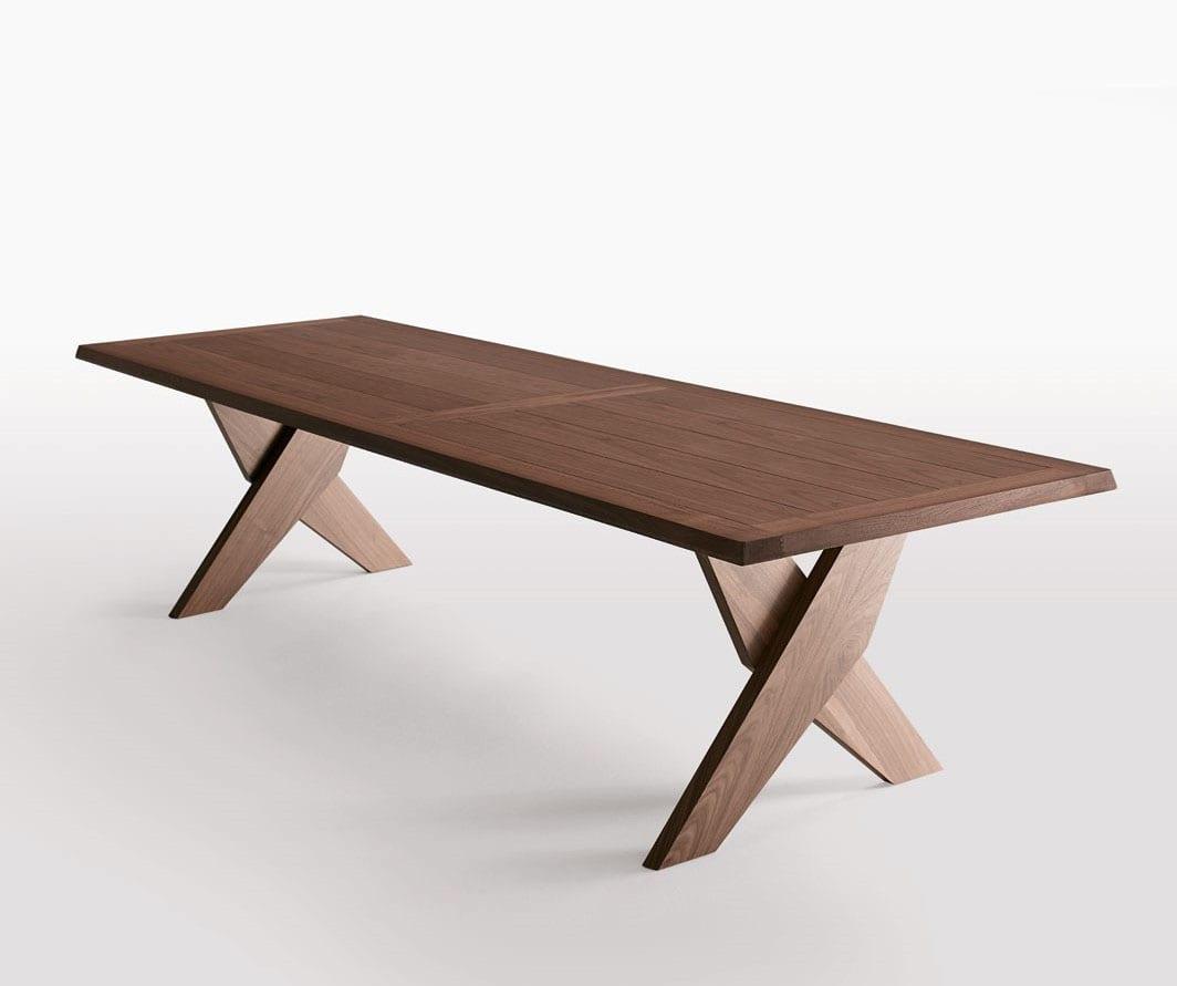 Maxalto Plato Table Wood