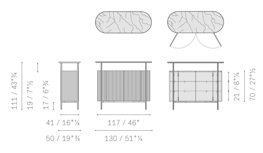 mii-sideboard