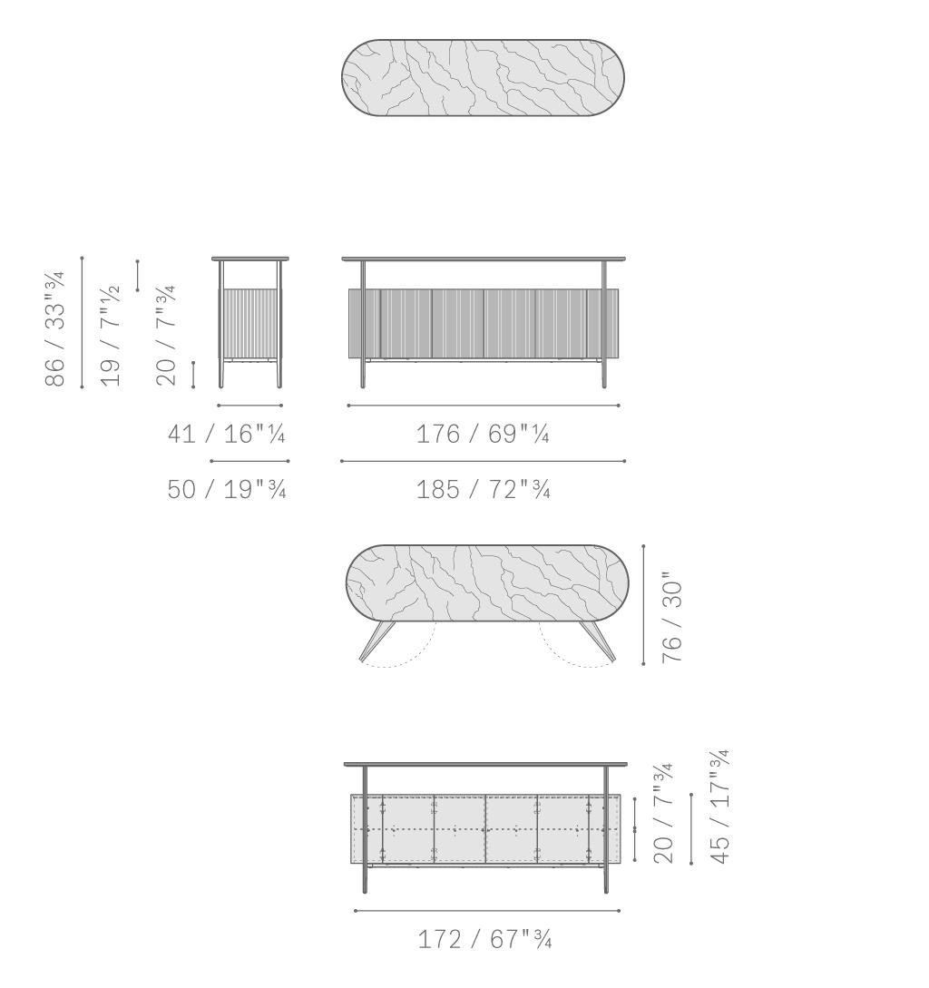 mi-sideboard