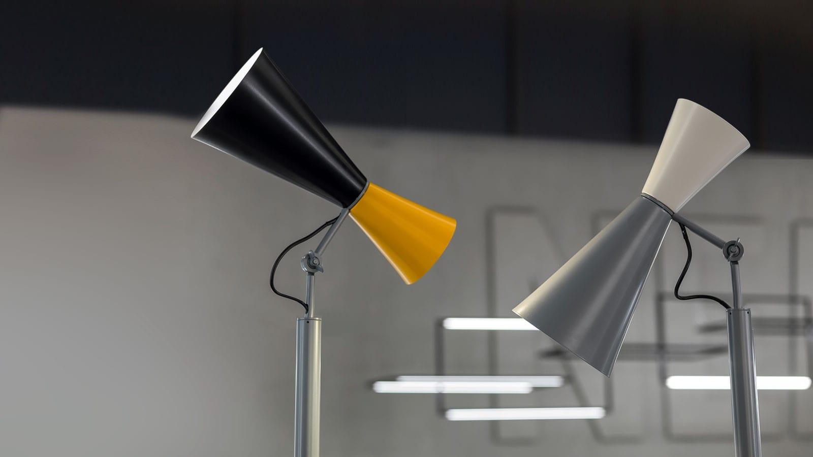 Parliament lampada da terra nemo acquista online deplain.com