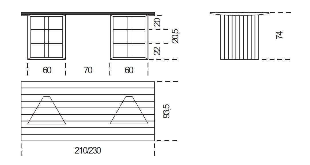 prism-sizes