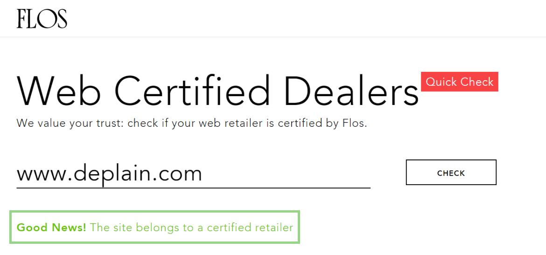 Flos Dealer
