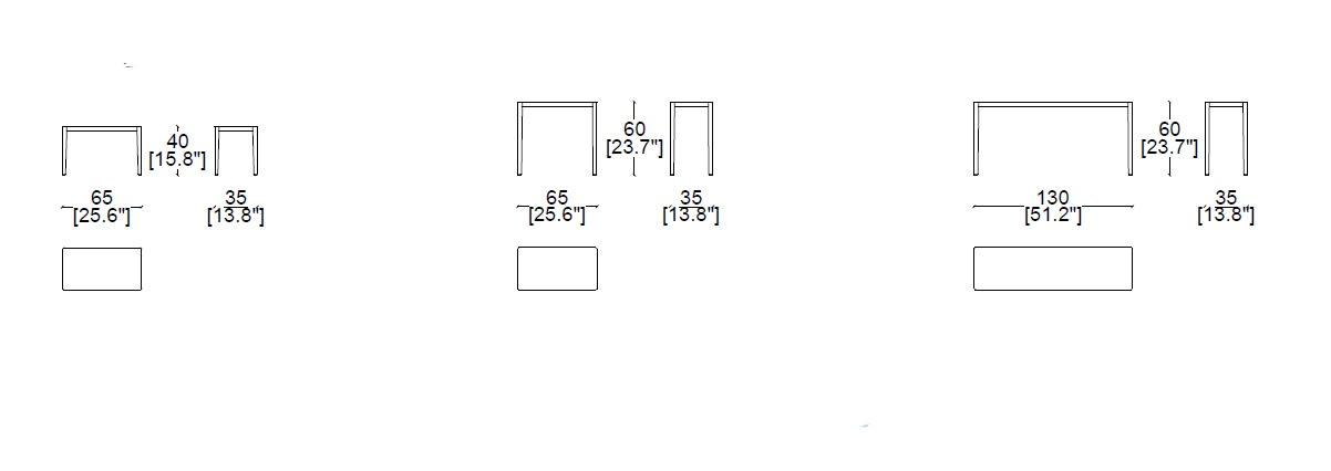 cassina-143-cotone-coffee-table-size