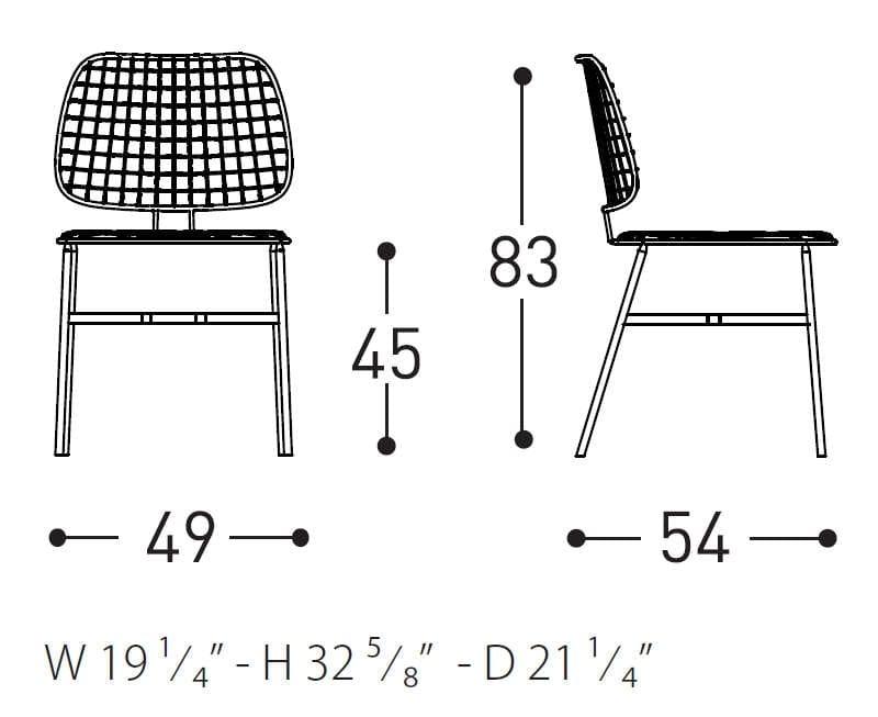 varaschin summer set dimensions