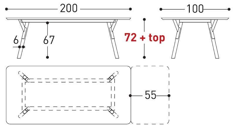 varaschin link dimensions