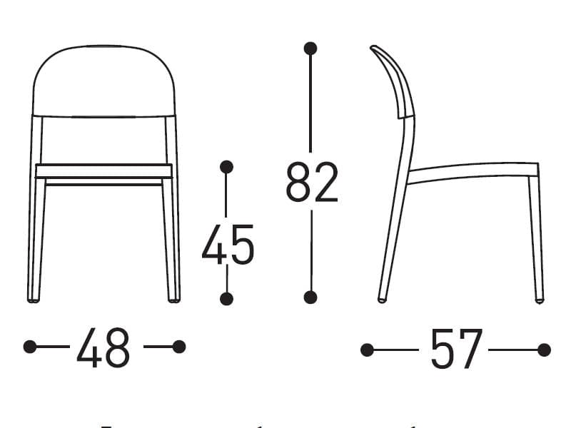 varashin saia chair dimensions