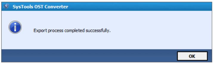 SysTools OST Converter OK