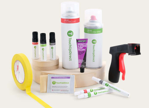 Touch Up Paint, Pens, Paint Kits & Accessories