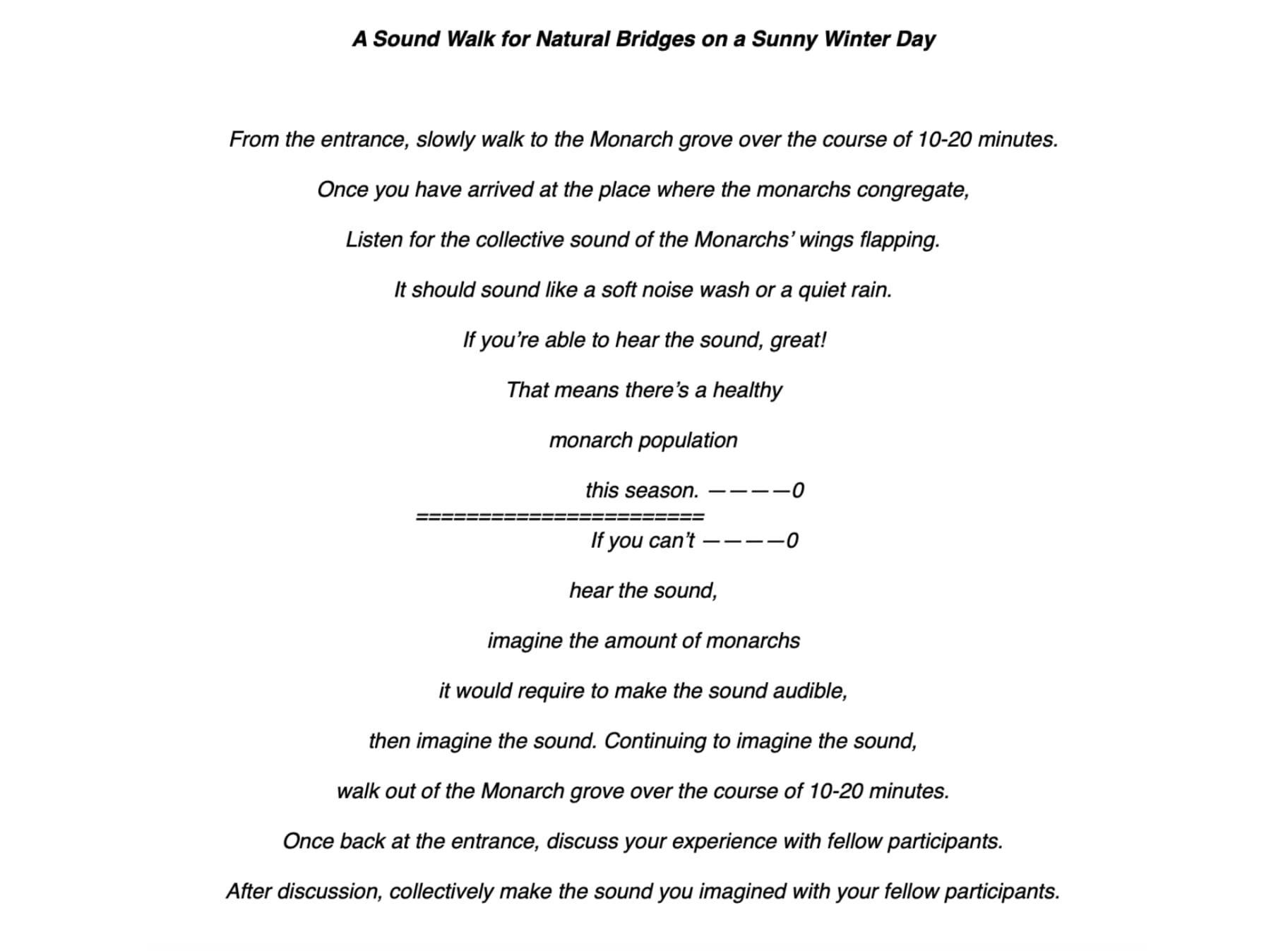 Natural Bridges (2)
