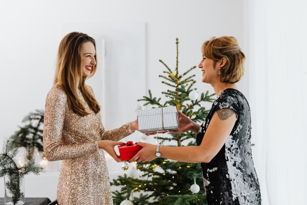 Corporate Gifting at Christmas Office Party, Office Secret Santa