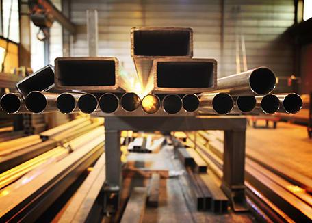 steel-tubes; Credit: ludex2014 at Pixabay.com