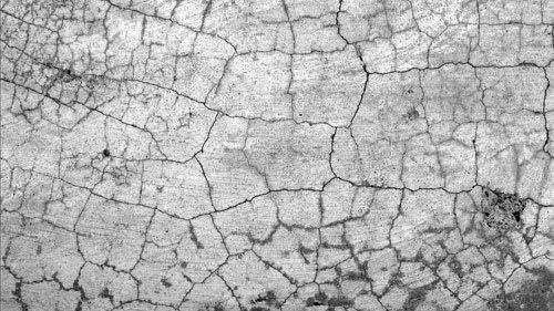 Exfoliator (cracked desert sand)