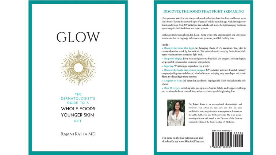 Book Excerpt: Glow - The Dermatologist's Guide To A Whole Foods Younger Skin Diet