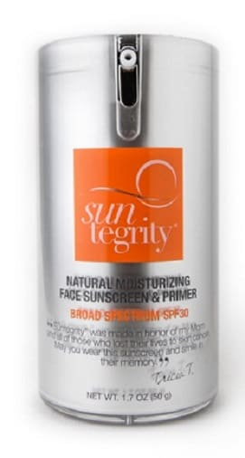 Suntegrity Natural Moisturizing Face Sunscreen & Primer SPF 30