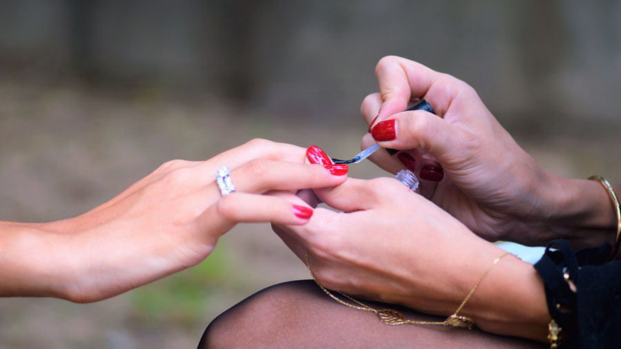 The Effects of Different Manicures on Nail Health