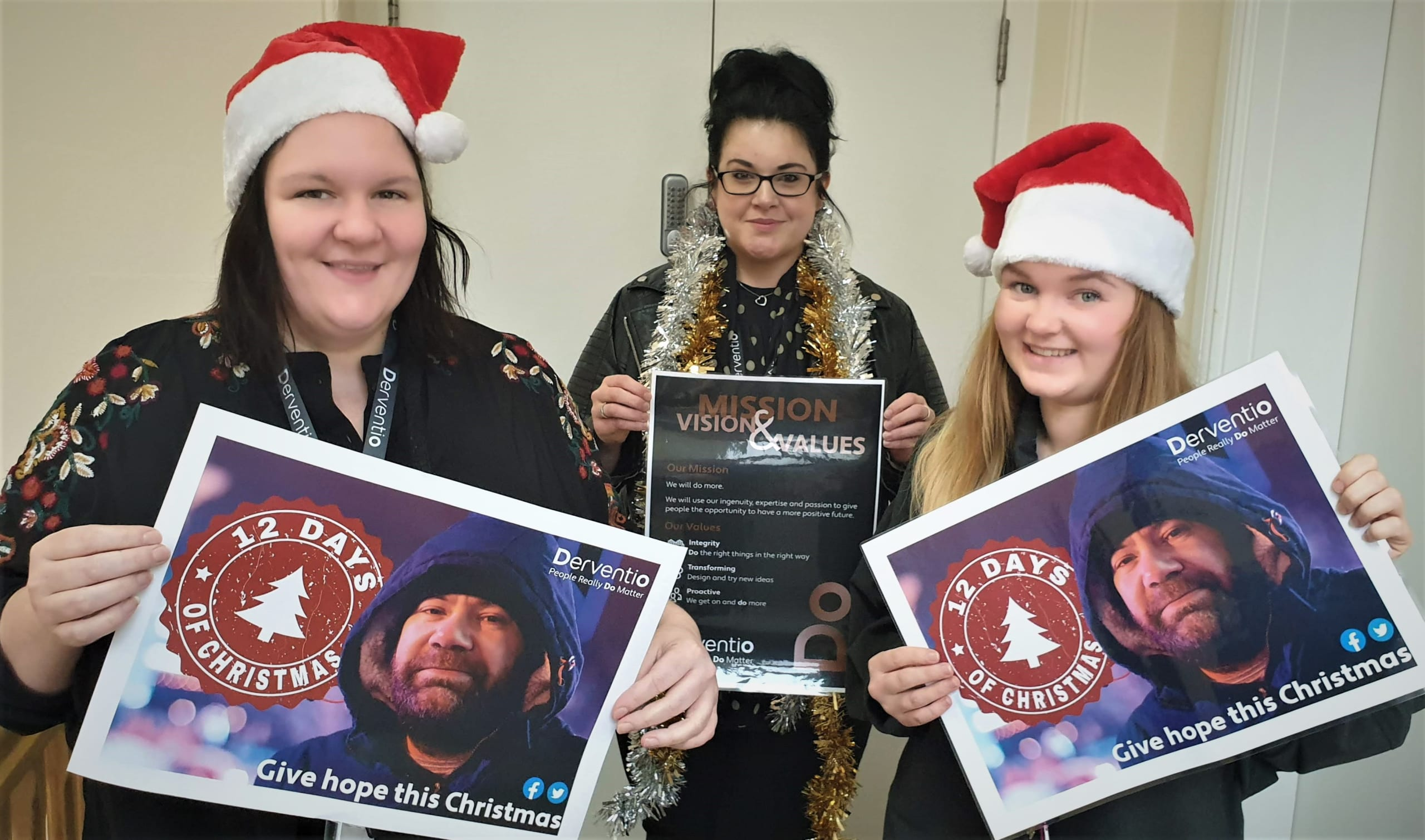 Thank you for supporting the 12 Days of Christmas Appeal featured image