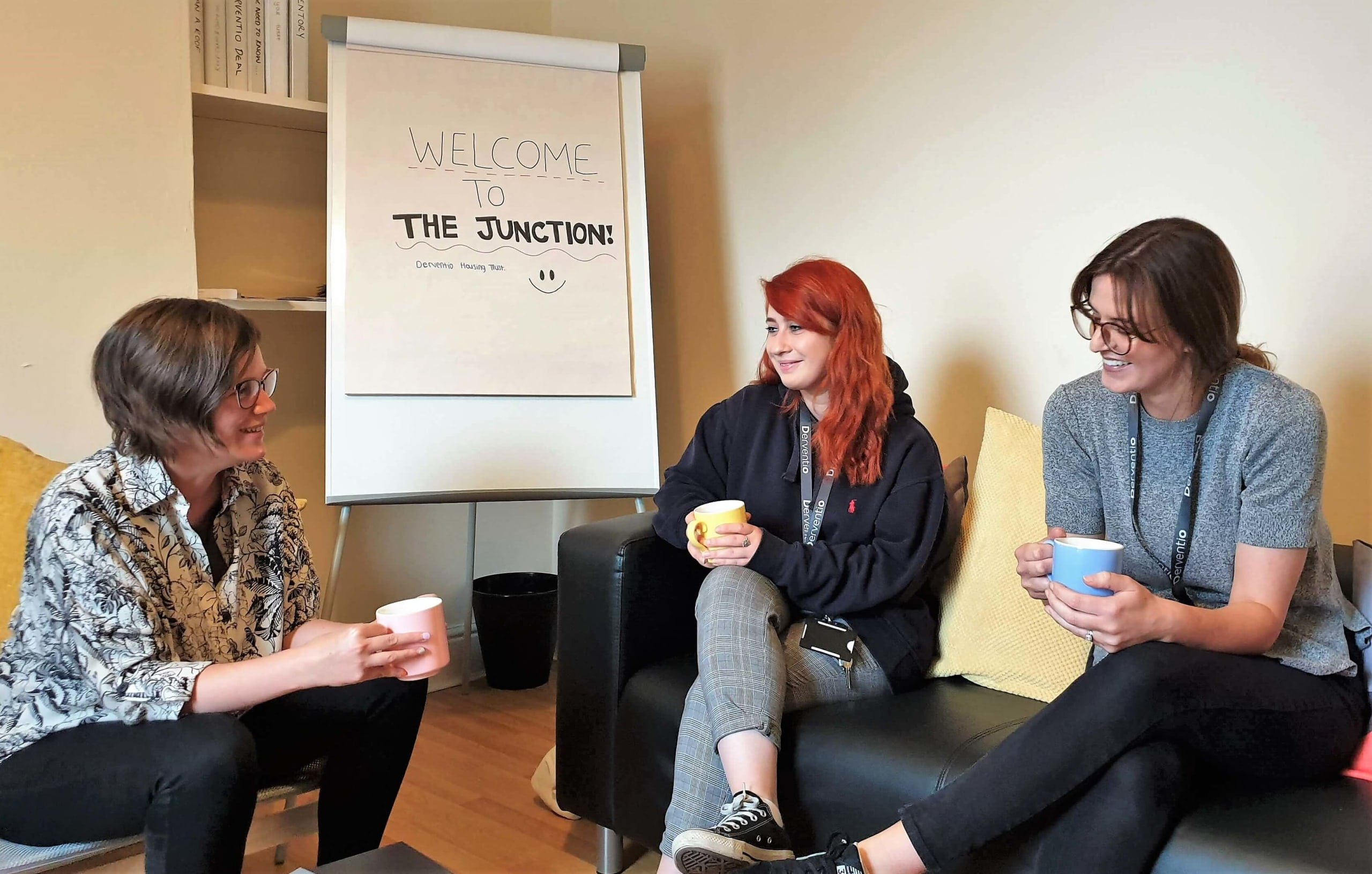 Kind donation creates a warm welcome at The Junction featured image