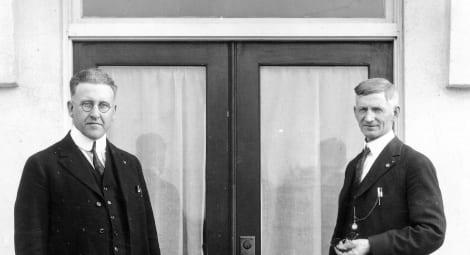Historic Auburn doctors