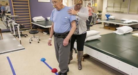 MultiCare stroke inpatient rehab