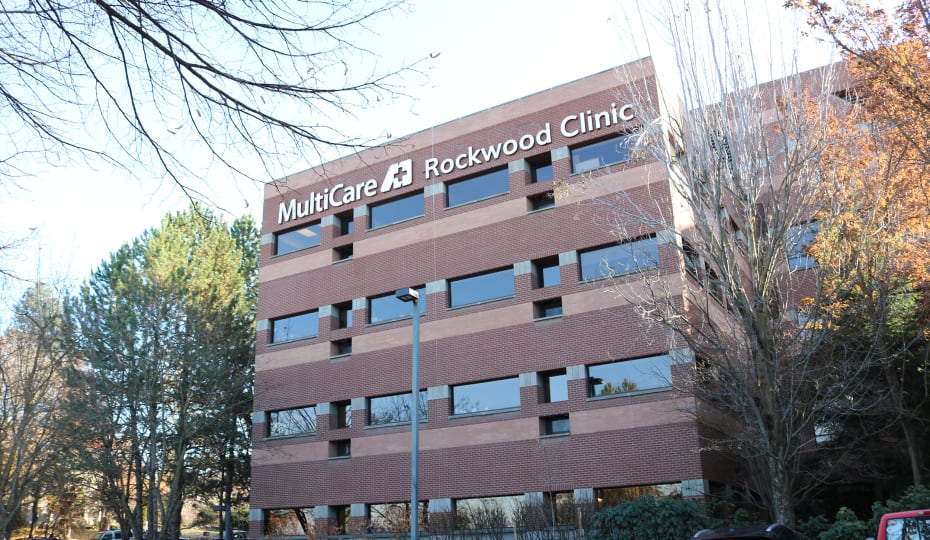 MultiCare Rockwood Clinic Main exterior