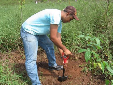 Responsabilidad ambiental, participando con Sembramos Todos