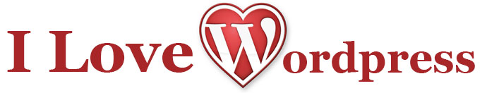 I love wordpress