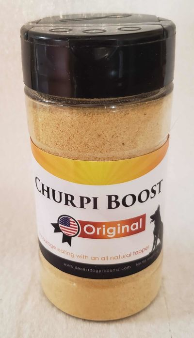 Desert Dog Churpi Boost Food Topper