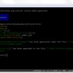 generate admin class