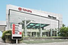 Plaza Toyota Green Garden