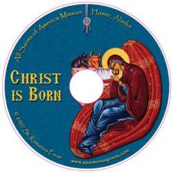 Christ is Born CD