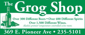The Grog Shop Ad
