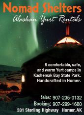 Nomad Shelters Ad