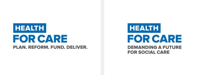 HFC campaign logo variations