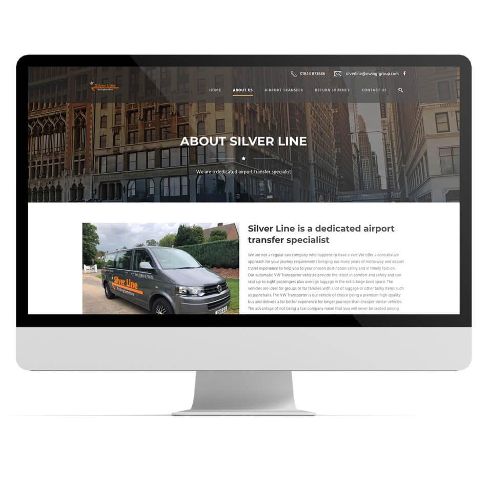 Silverline website