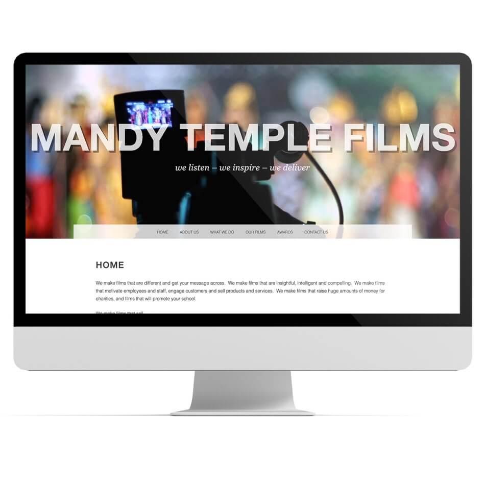 Mandy Temple films Website