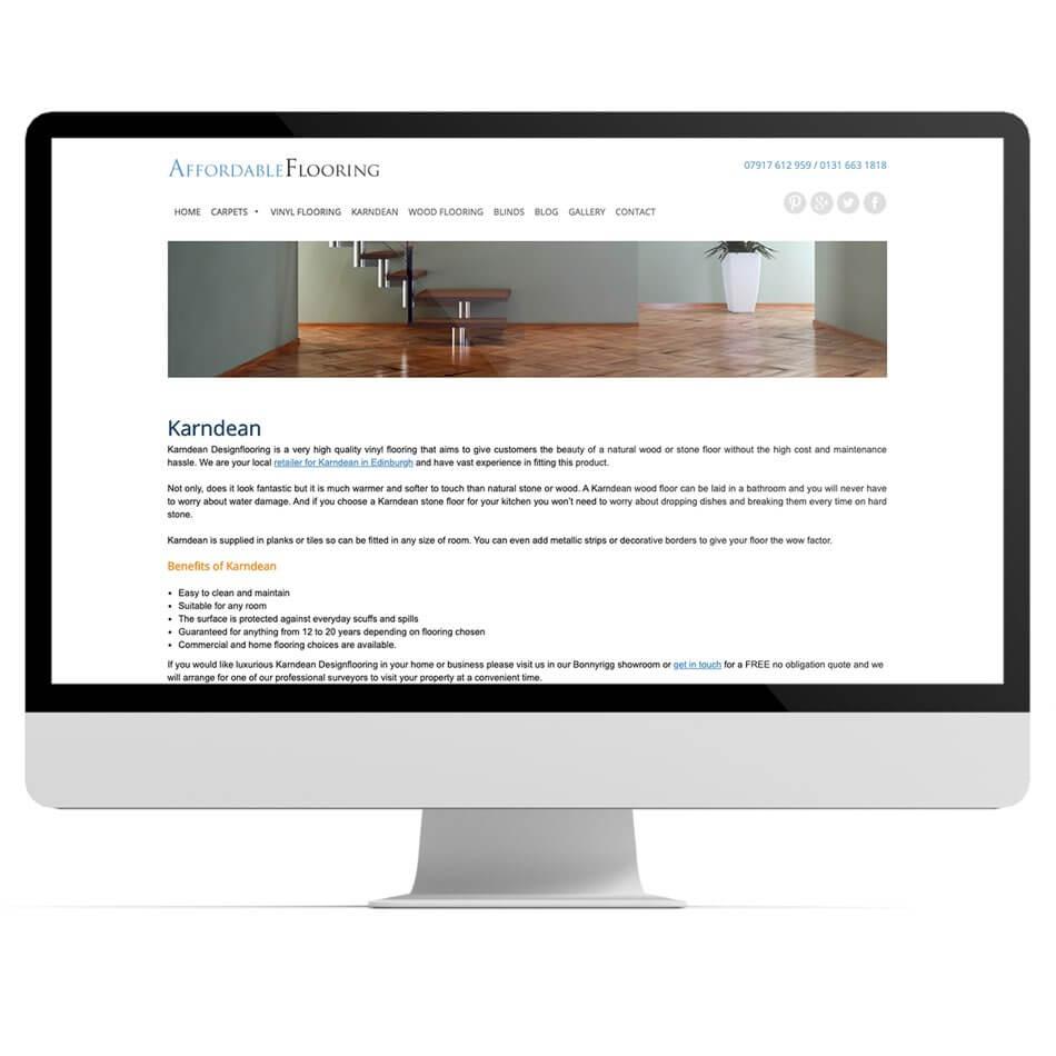 Floorcovering Website