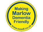 Making Marlow Dementia Friendly logo