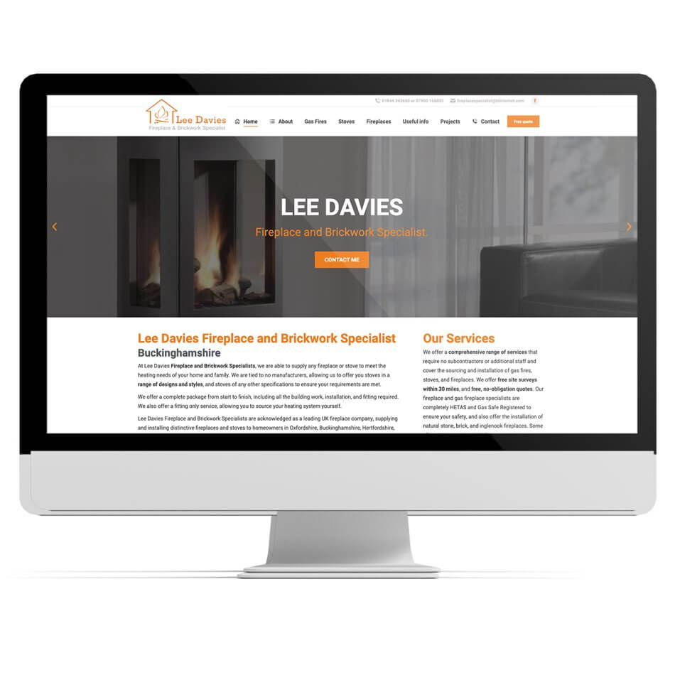 Fireplace and Brickwork Specialists