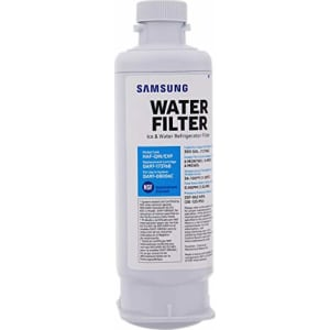 Samsung Genuine DA97-17376B Refrigerator Water Filter, 1-Pack (HAF-QIN/EXP) (Packaging May Vary)