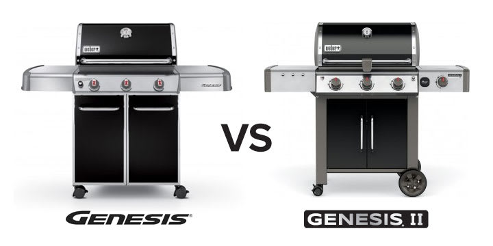 Weber Genesis vs. Genesis II - New Design Brings Needed Refresh to Iconic Genesis Grills