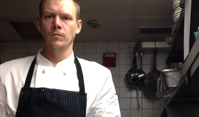New executive chef at Boston's 49 Social, Brian Miller, talks about his favorite kitchen tools