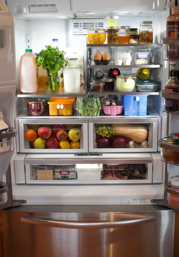 4 ways to keep your refrigerator organized
