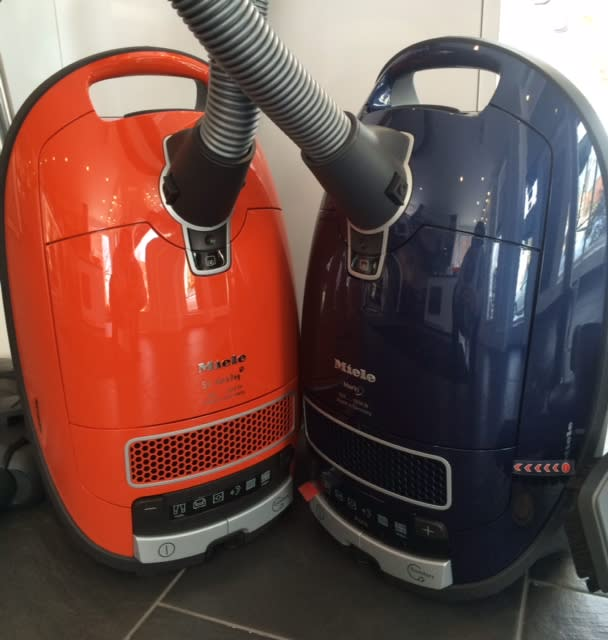 Gifting a New Miele Vacuum