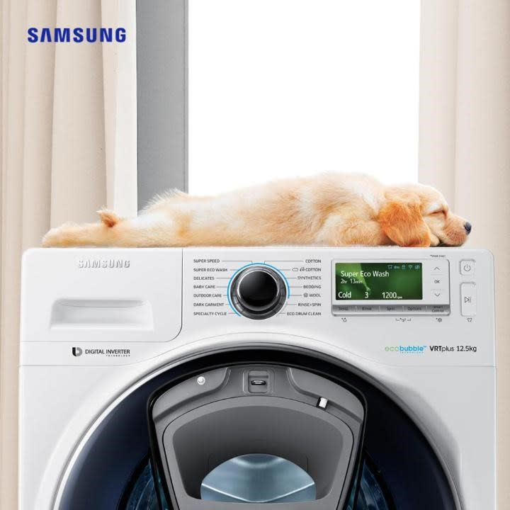 Best Samsung Stackable Washer and Dryer for 2019 [REVIEW]
