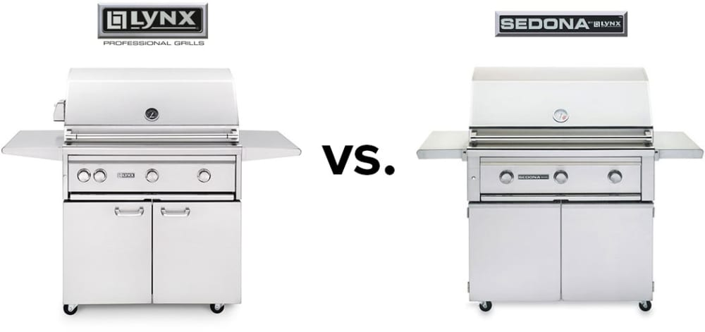 Lynx Grills, Professional vs. Sedona, What You Need to Know Before Buying [REVIEW]
