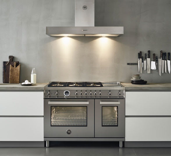 Bertazzoni Ranges Get An Update for 2018