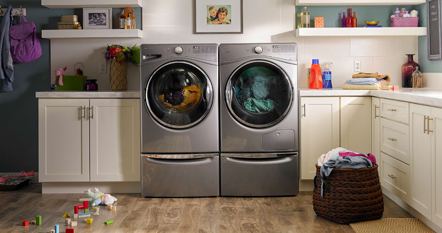 Best Whirlpool Stackable Washer and Dryer for 2019 [REVIEW]