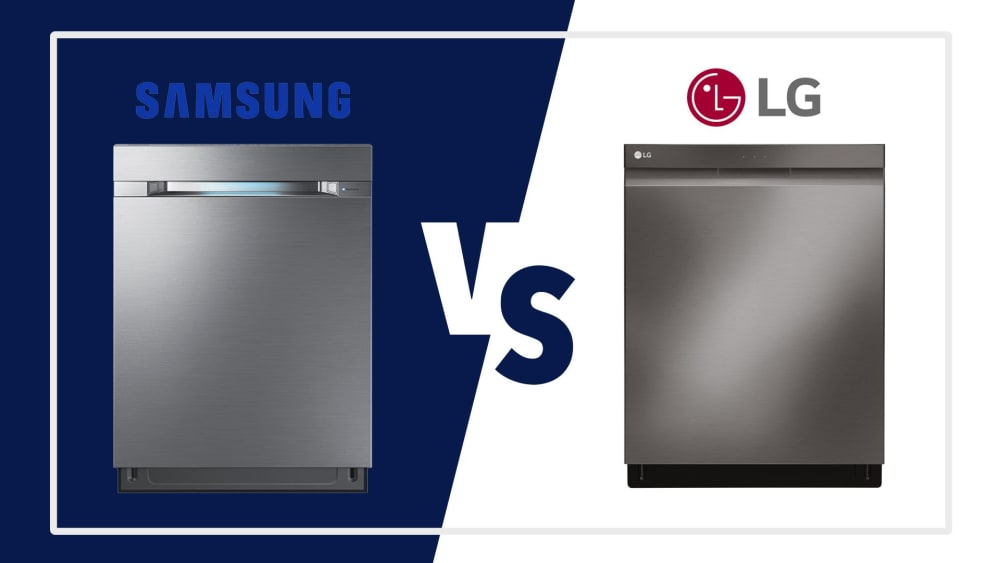 Samsung vs LG Dishwashers (2020 Review) - Smart Wifi & Quiet Performance