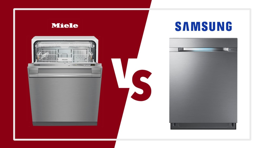 Miele vs. Samsung Dishwashers [An In-Depth Review]