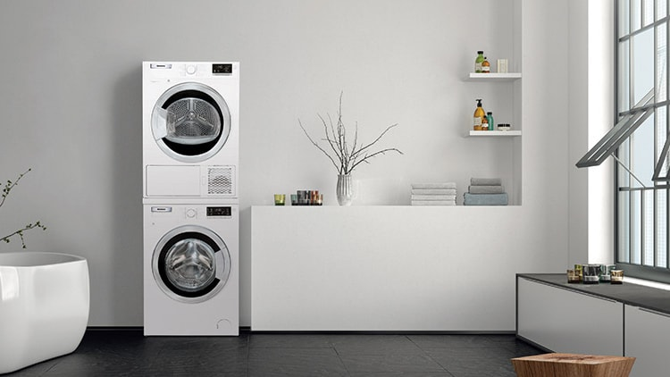Blomberg Washer and Dryer - Compact Laundry for Apartments [REVIEW]